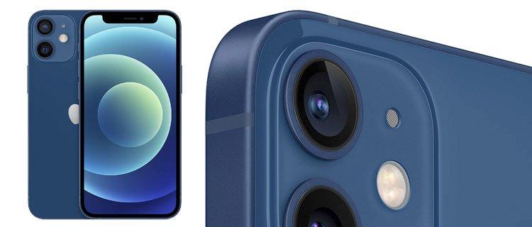Apple iPhone 12 Mini smartphone de 5,4'' pequeño, potente y de gama alta