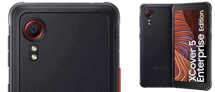 Samsung Galaxy Xcover 5 y rugerizado: mejores smartphones pequeños