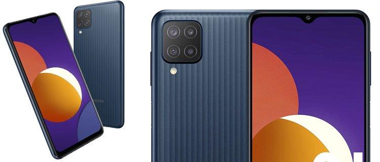 Samsung Galaxy M12 - Los mejores móviles con mucha memoria: 128GB y más