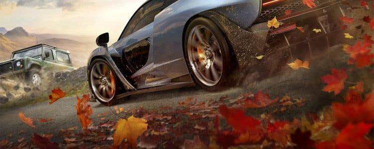 Los mejores juegos para Xbox One a la venta: Forza horizon 4