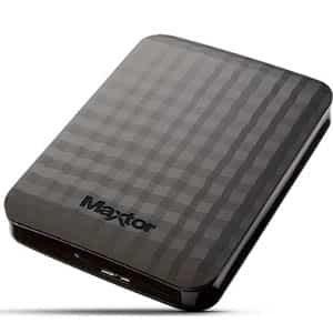 disco duro maxtor: ofertas en electrónica antes del Black Friday