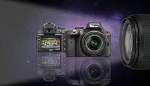 Nikon D3300 Cámara Réflex barata para principiantes