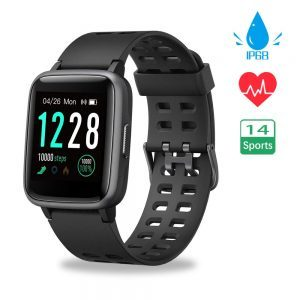 smartwatch ip68 ios android