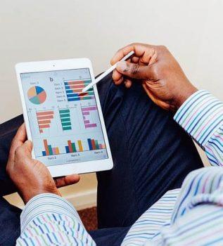 Tablet para trabajar. Mejores ofertas en tablets del Black Friday